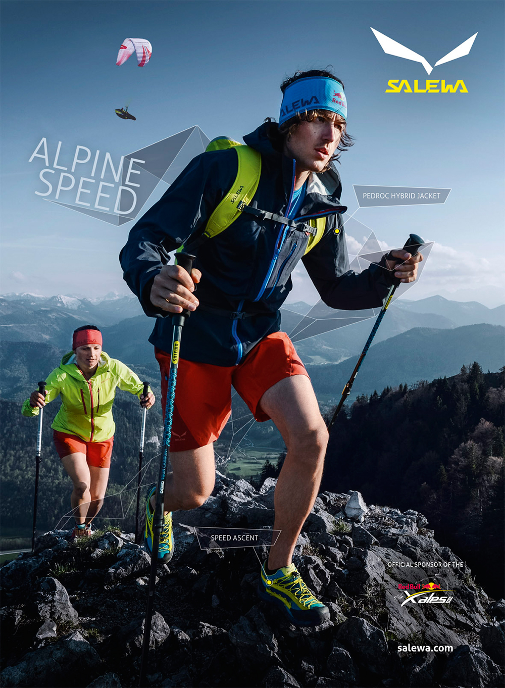 Skywalk Salewa Alpine Speed