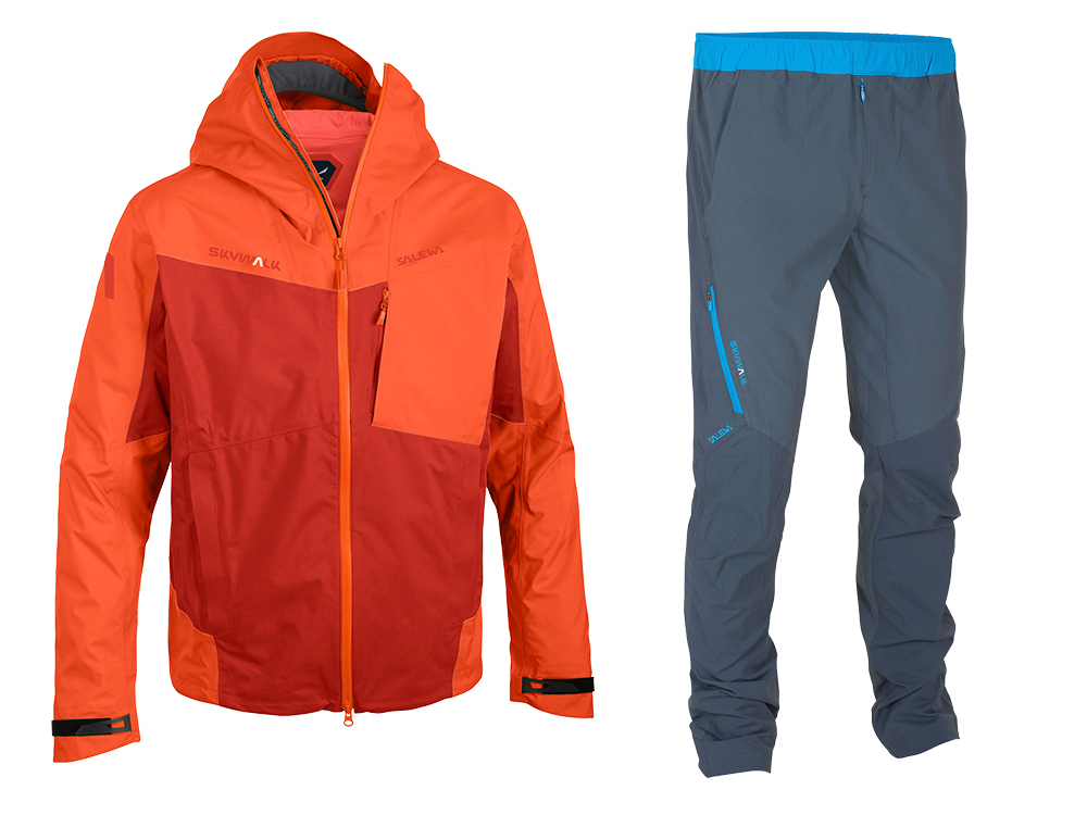 Skywalk Salewa Clothing