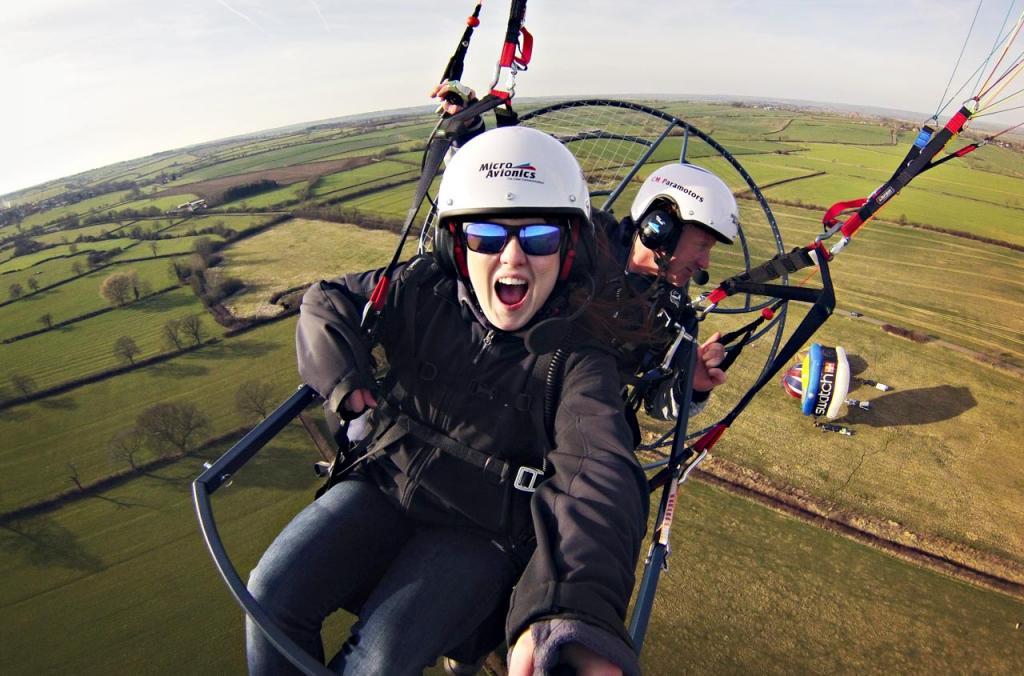 Ulcinj Powered Paragliding Montenegro