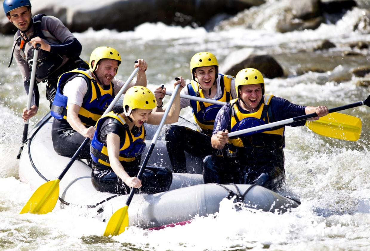 Rafting Montenegro - Conquering stormy waters