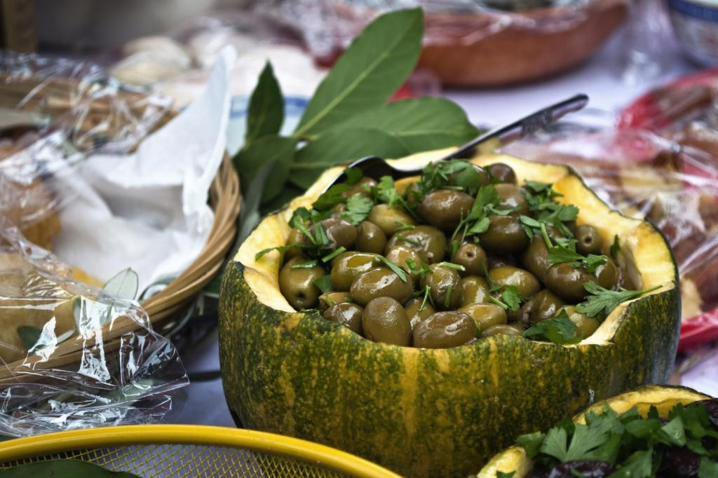 Черногория, питание