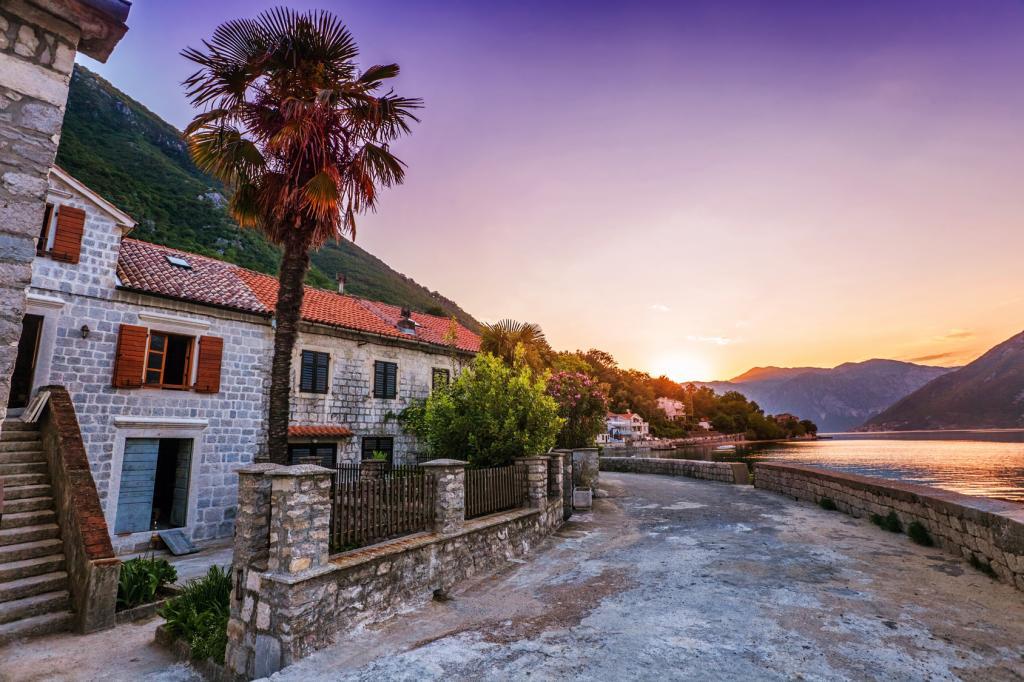 Черногория отдых весной и осенью 2016