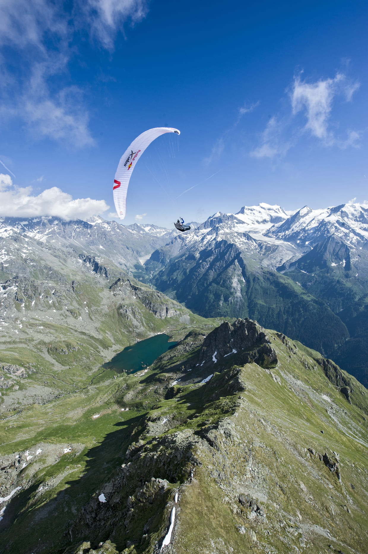 new route redbul xalps 2019