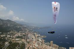 red bull x alps 2013 Maurer Monaco